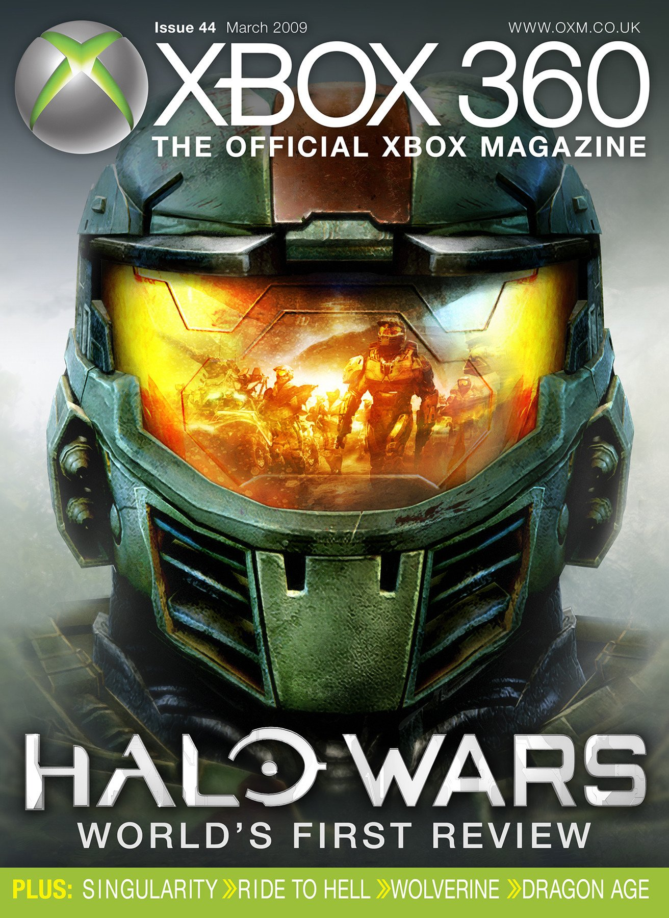 XBOX 360 The Official Magazine Issue 044 March 2009