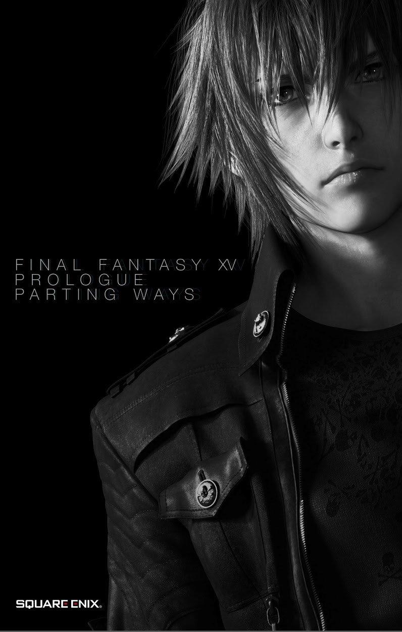 Final Fantasy XV Prologue: Parting Ways (2016)