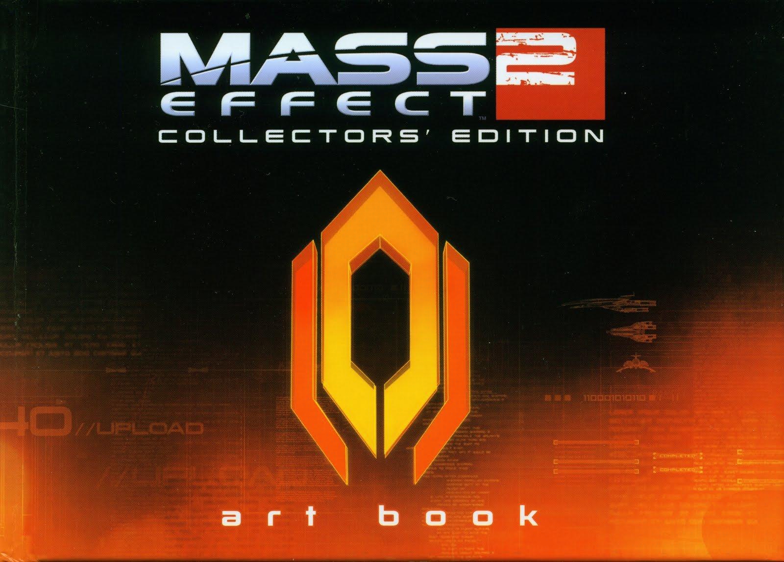 Mass Effect 2 - Collector's Edition Art Book