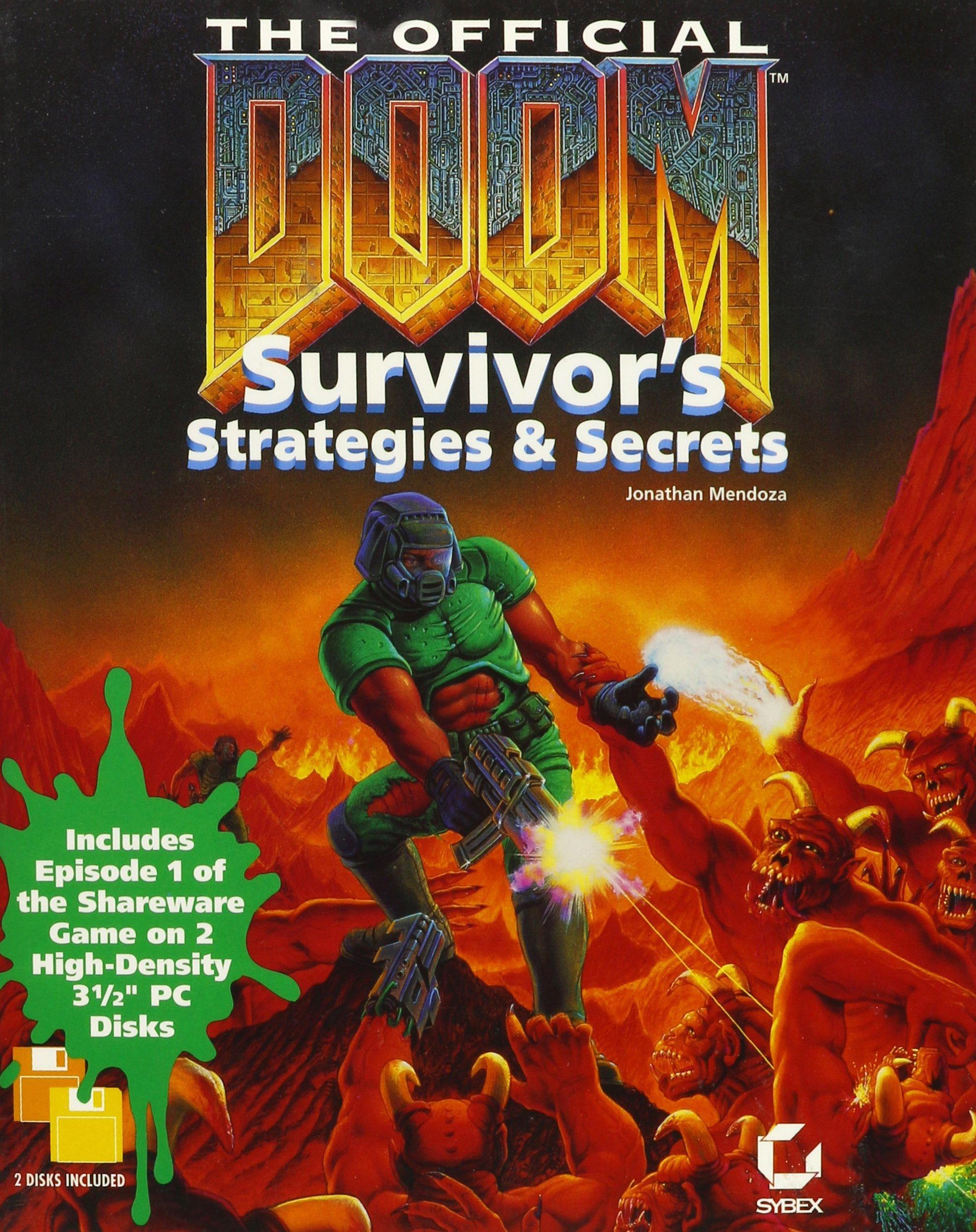 Doom - The Official Doom Survivor's Strategies & Secrets