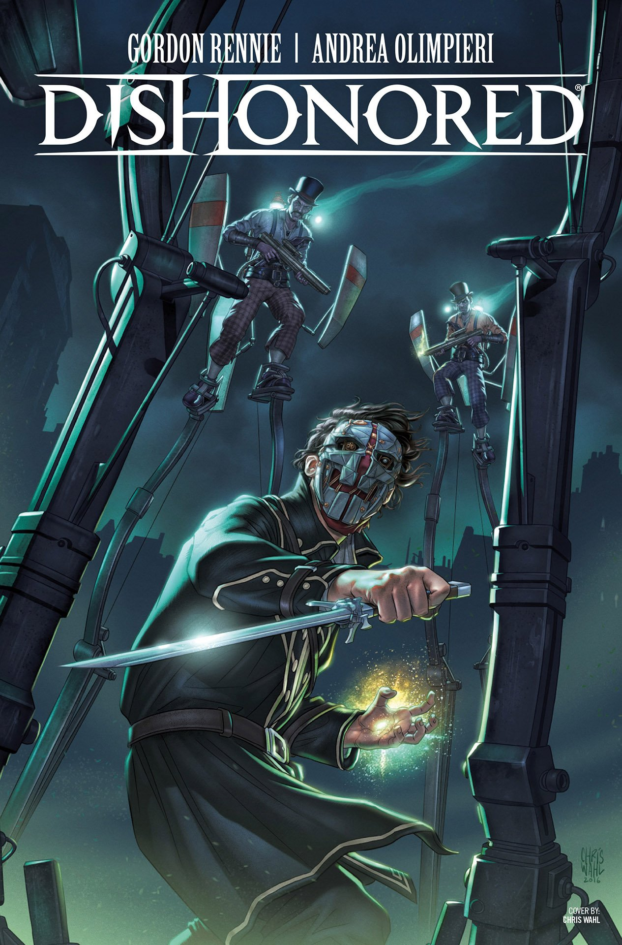 Dishonored - The Wyrmwood Deceit 03 (October 2016) (cover a)