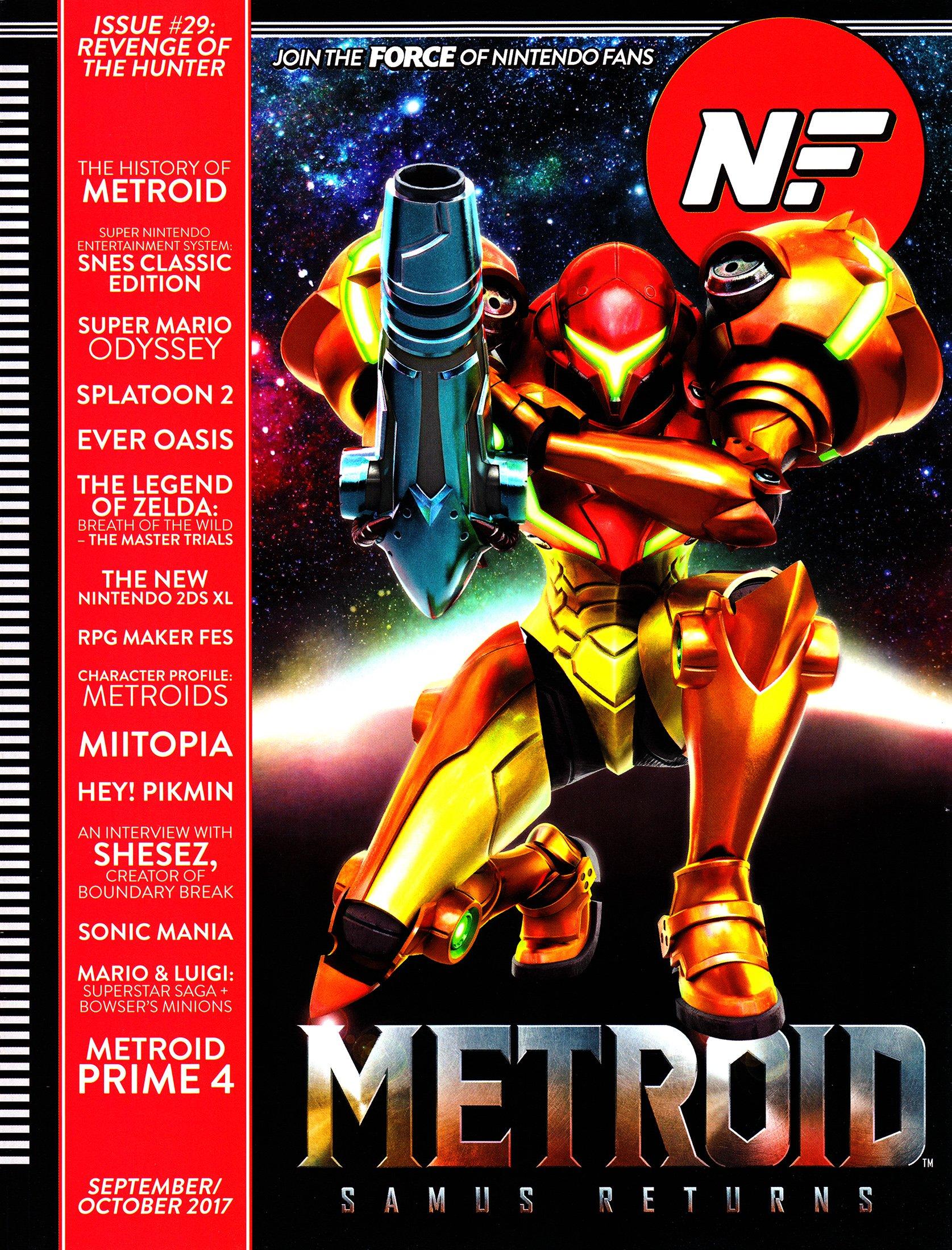 Nintendo Force Issue 29 September/October 2017