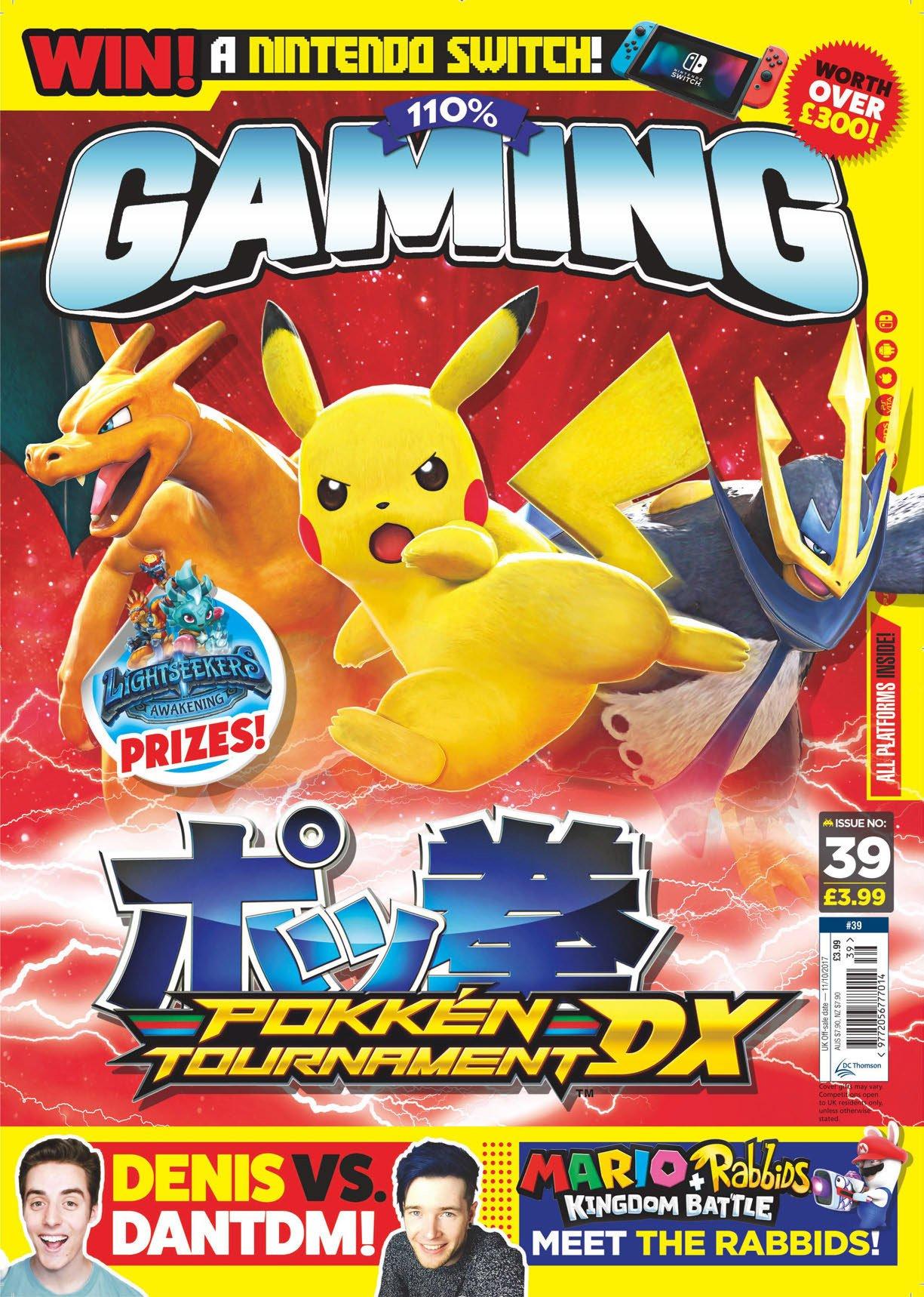 110% Gaming Issue 039 (September 2017)