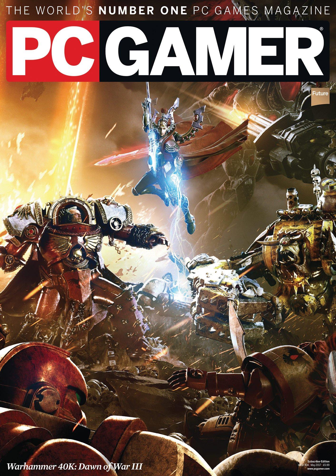PC Gamer UK 304 May 2017 (subscriber edition)