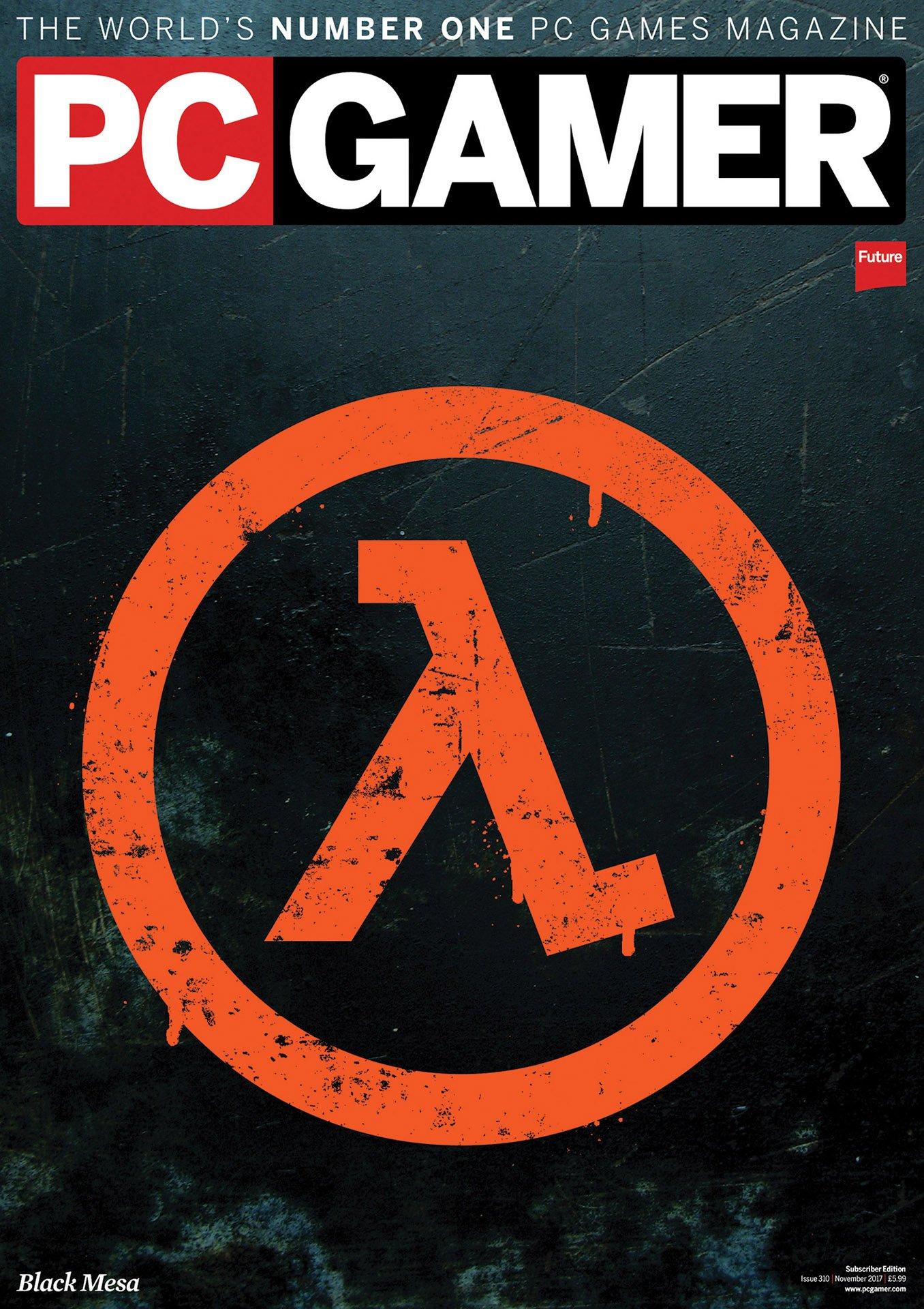 PC Gamer UK 310 November 2017 (subscriber edition)