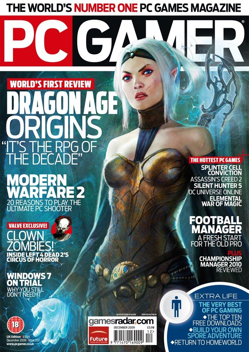 PC Gamer UK 207 December 2009