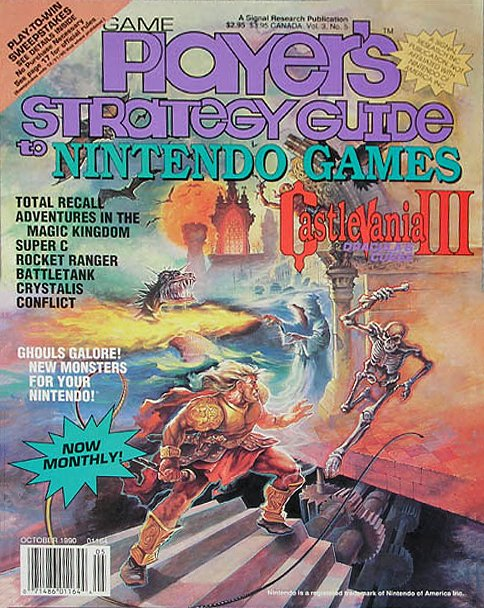 Game Player's Strategy Guide to Nintendo Games Vol.3 No.5 (October 1990)