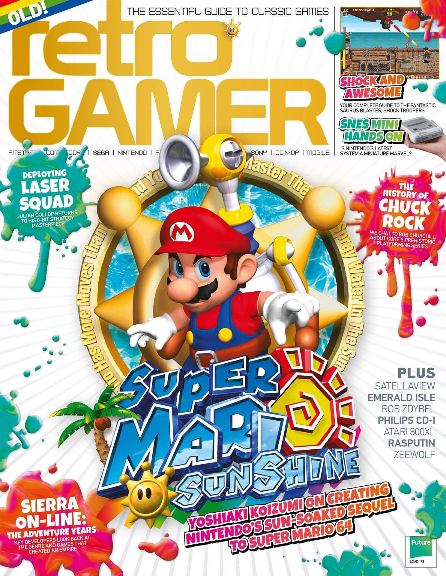 Retro Gamer Issue 173 (October 2017)
