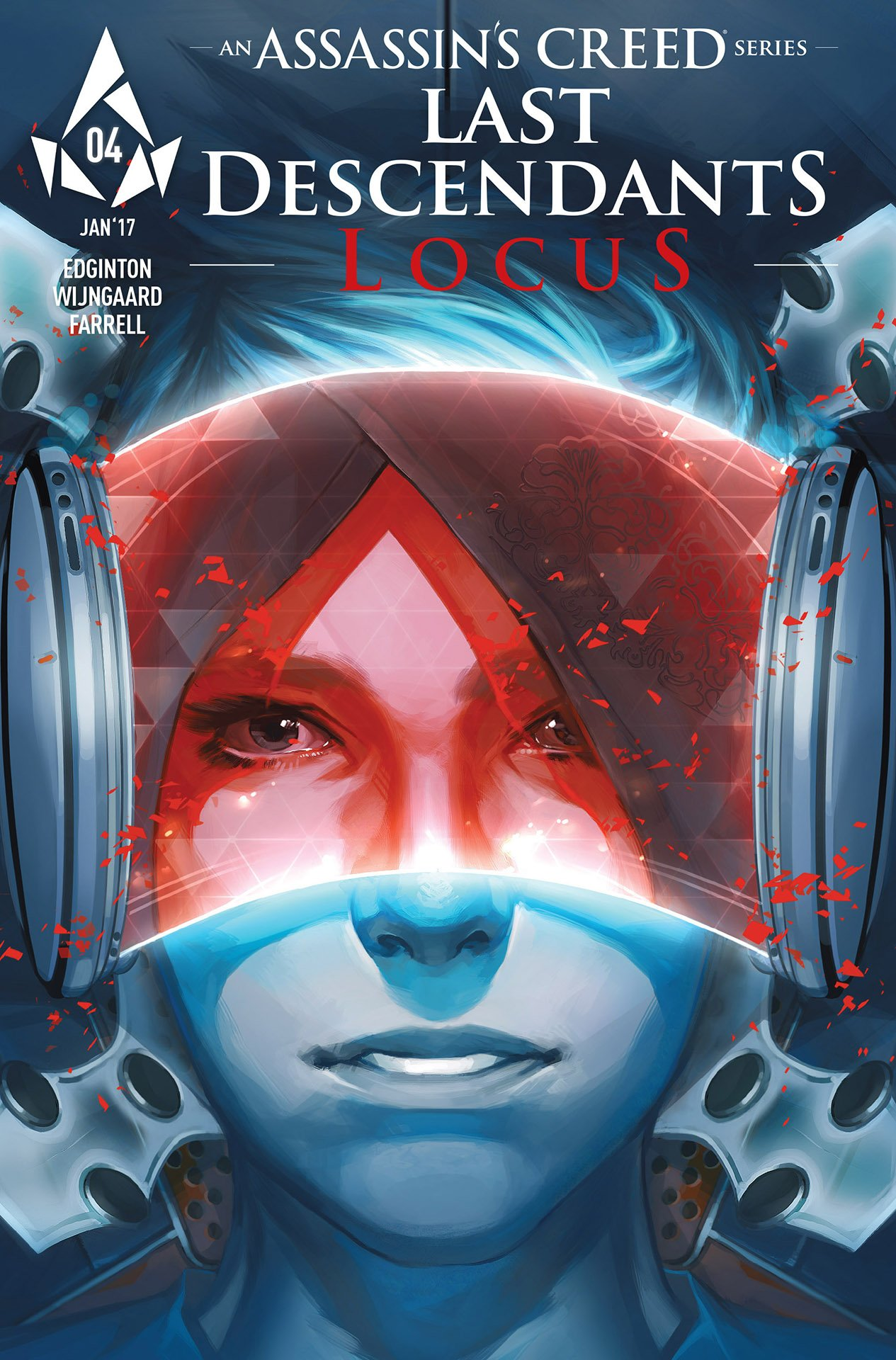 Assassin's Creed: Locus 04 (cover c) (January 2017)