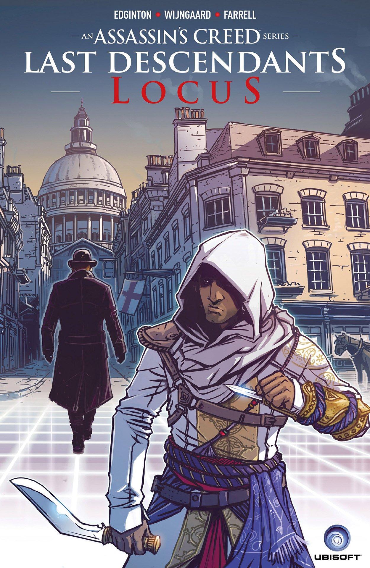Assassin's Creed: Locus TPB