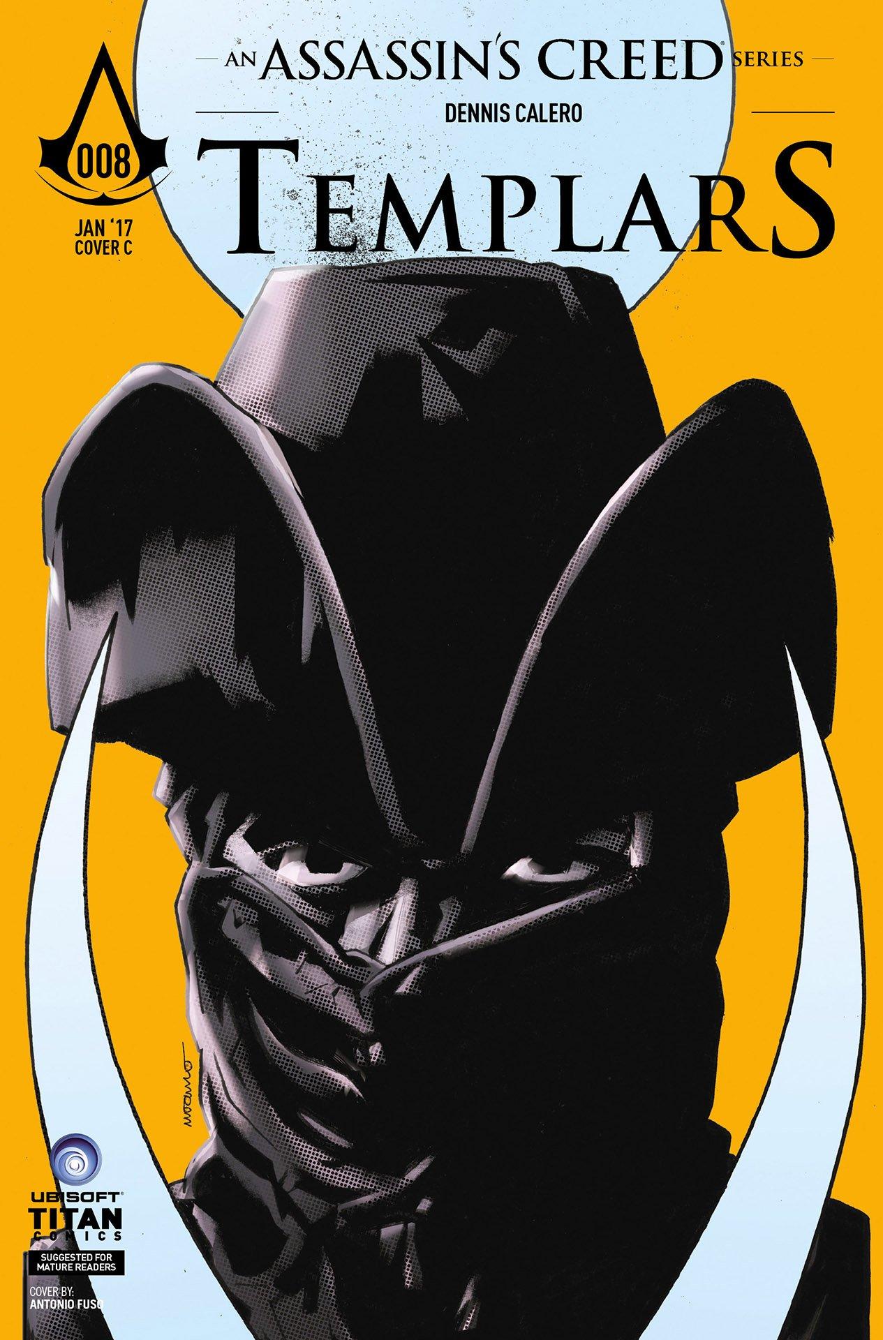 Assassin's Creed: Templars Vol.1 Black Cross TPB