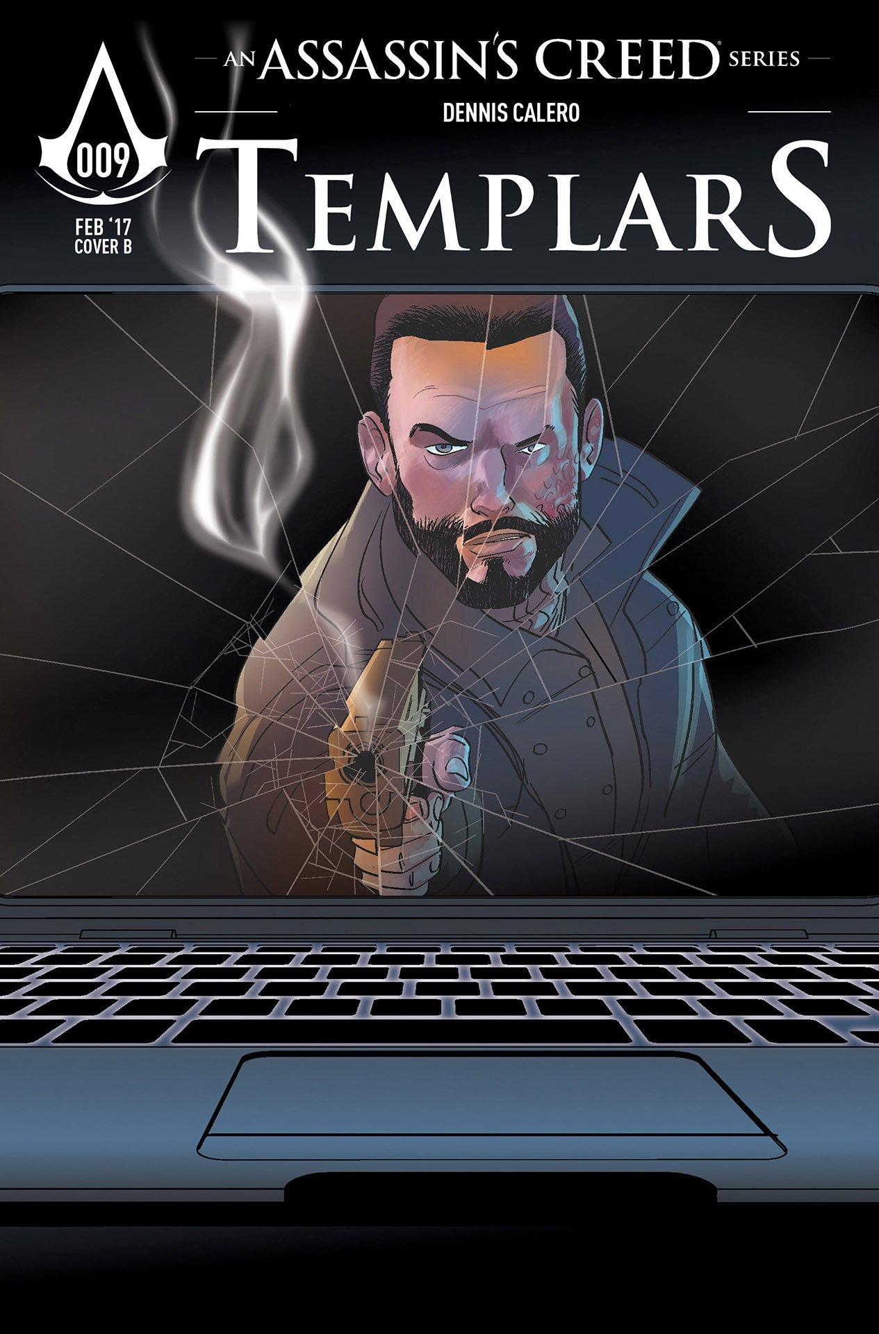 Assassin's Creed: Templars 09 (cover b) (February 2017)