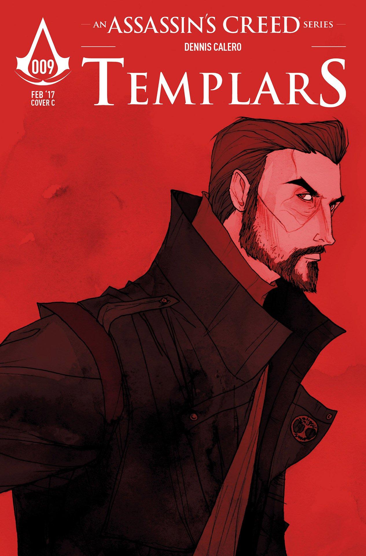 Assassin's Creed: Templars 09 (cover c) (February 2017)