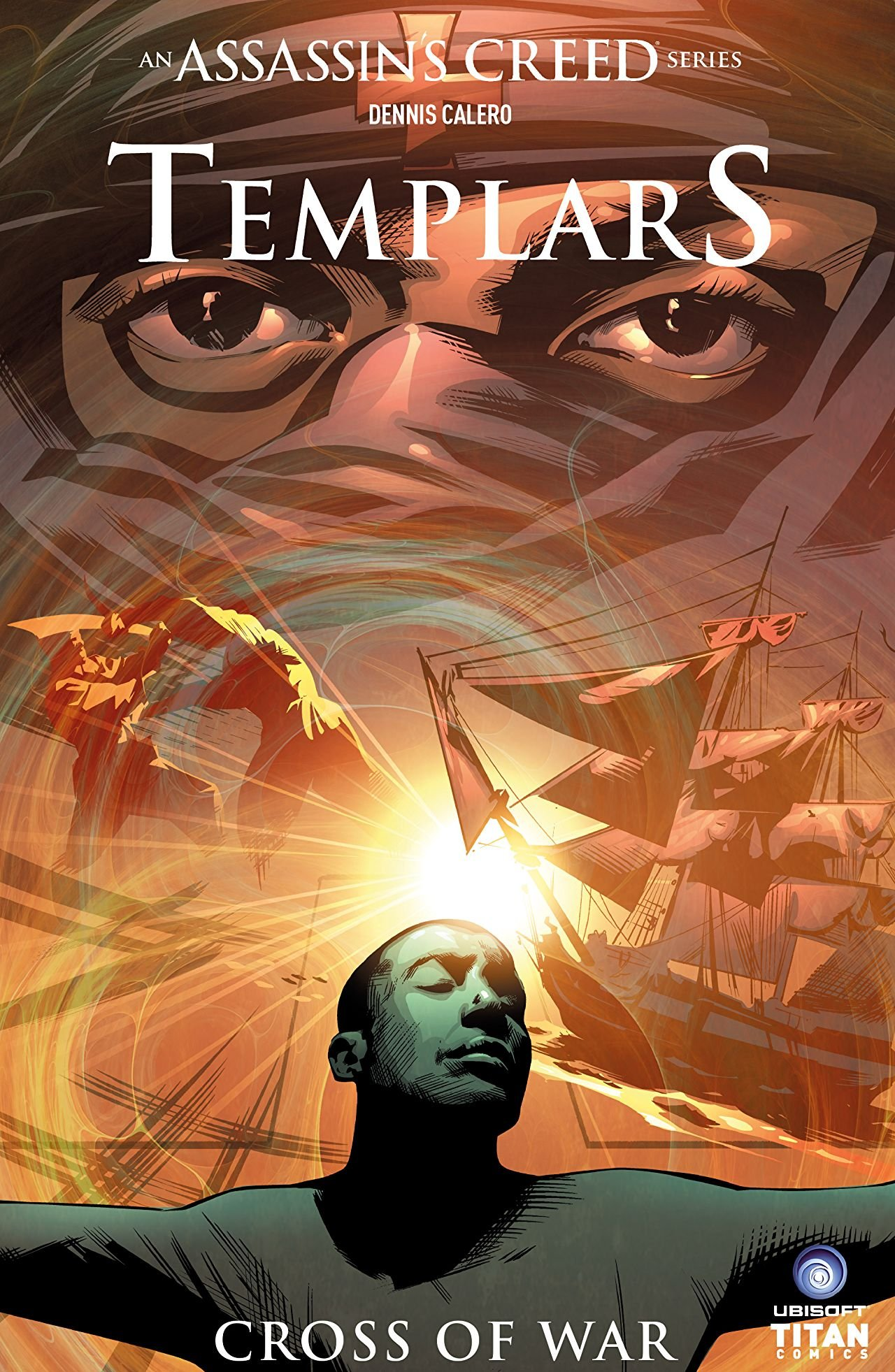 Assassin's Creed: Templars Vol.2 Cross of War TPB