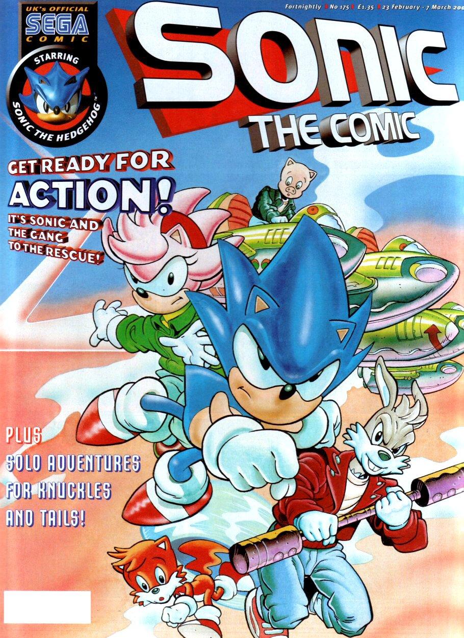 Sonic the Comic 175 (February 23, 2000)