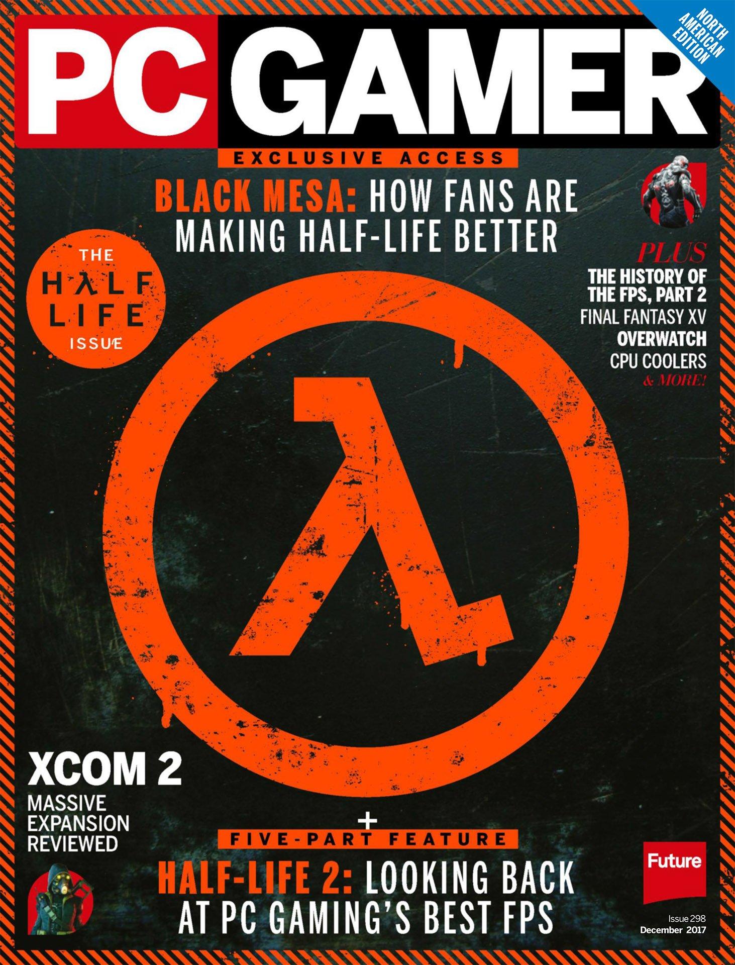 PC Gamer Issue 298 (December 2017)
