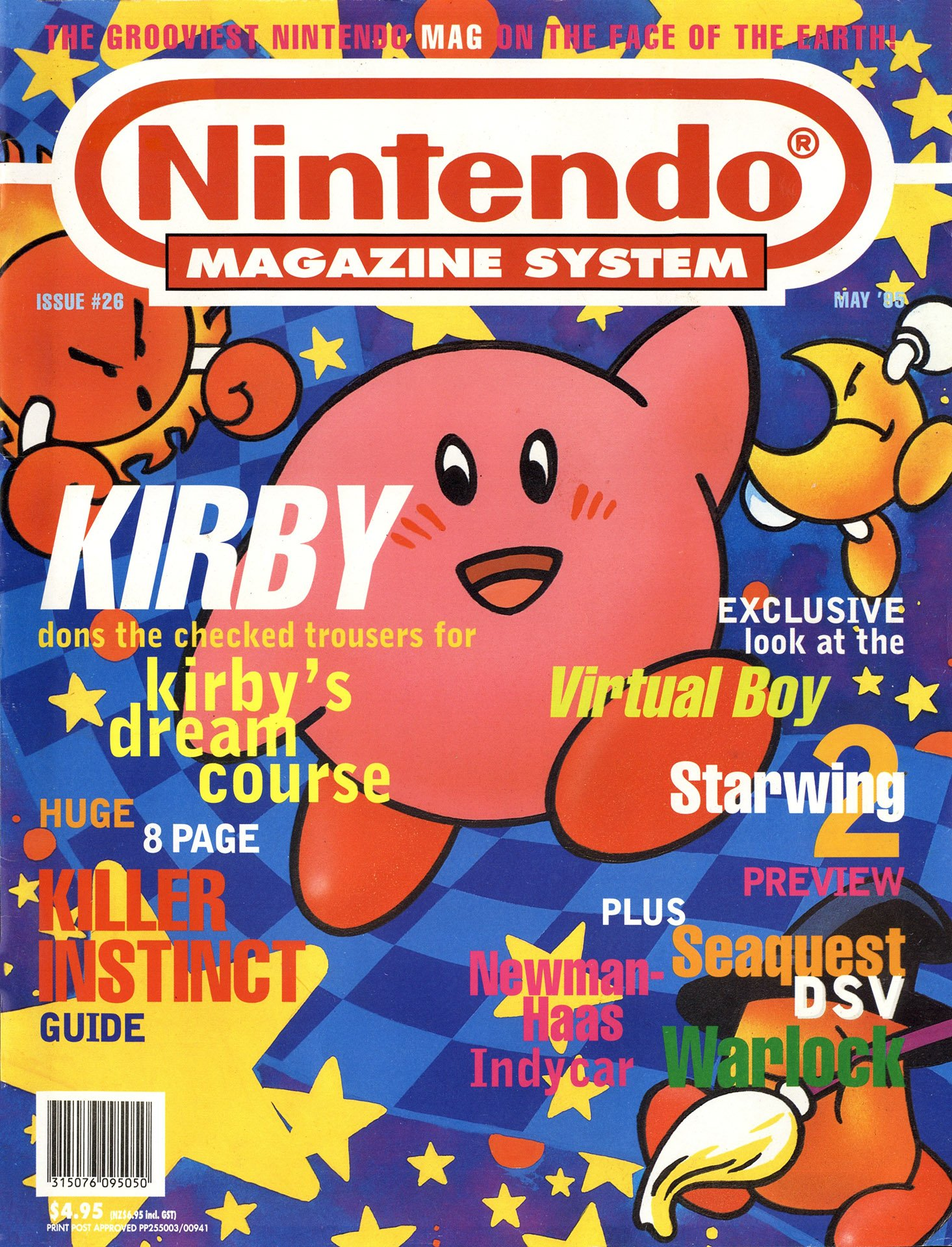 Nintendo Magazine System (AUS) 026 (May 1995)