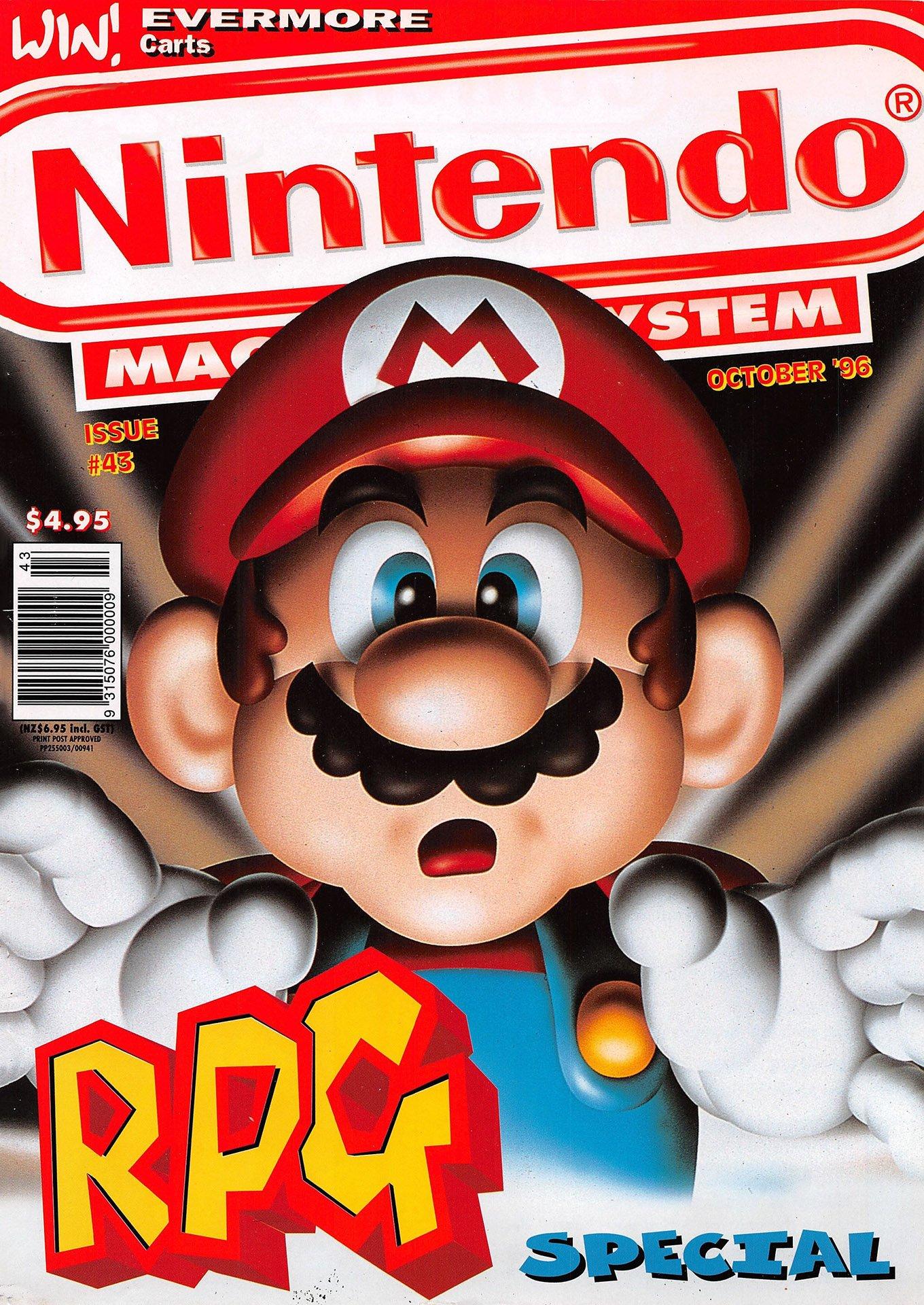 Nintendo Magazine System (AUS) 043 (October 1996)