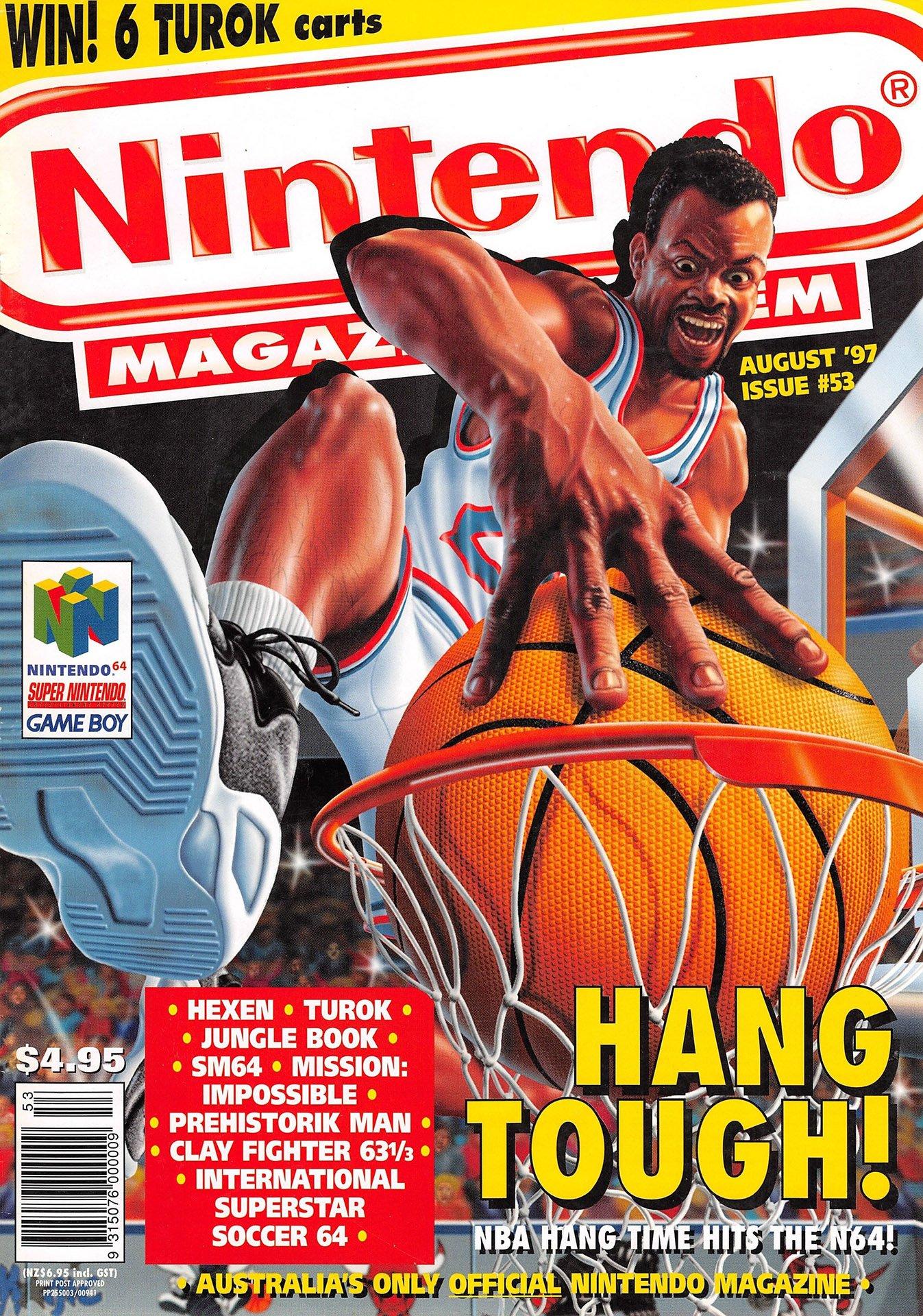 Nintendo Magazine System (AUS) 053 (August 1997)