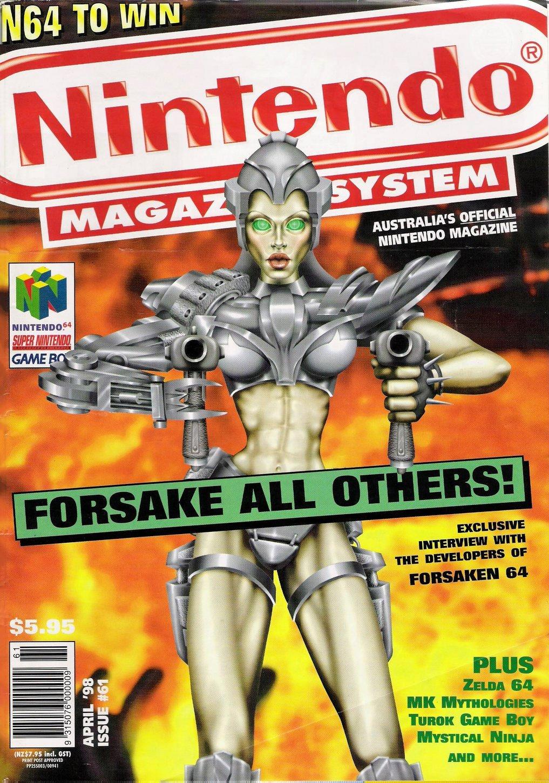Nintendo Magazine System (AUS) 061 (April 1998)