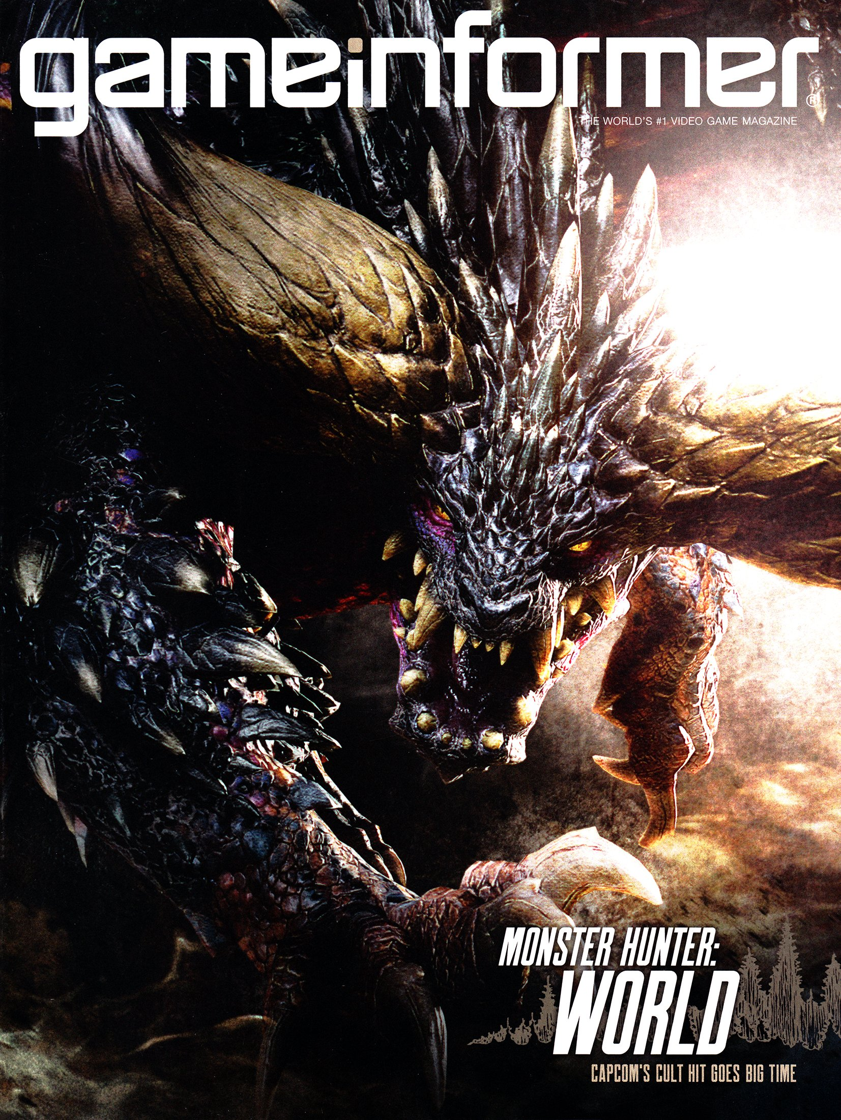 Game Informer Issue 296 December 2017 Game Informer