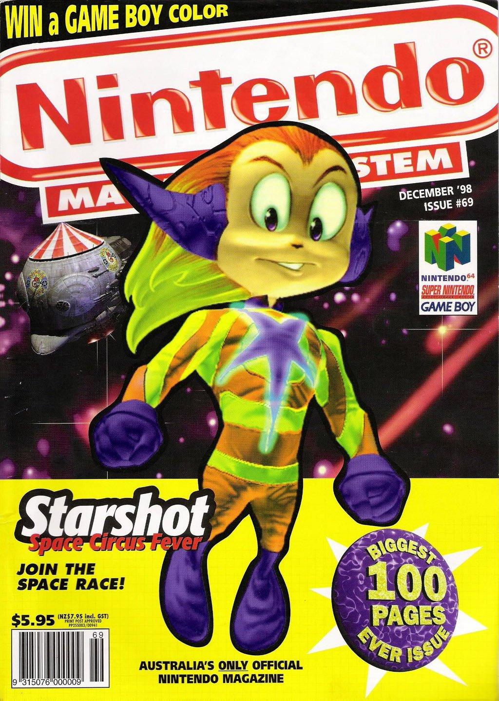 Nintendo Magazine System (AUS) 069 (December 1998)