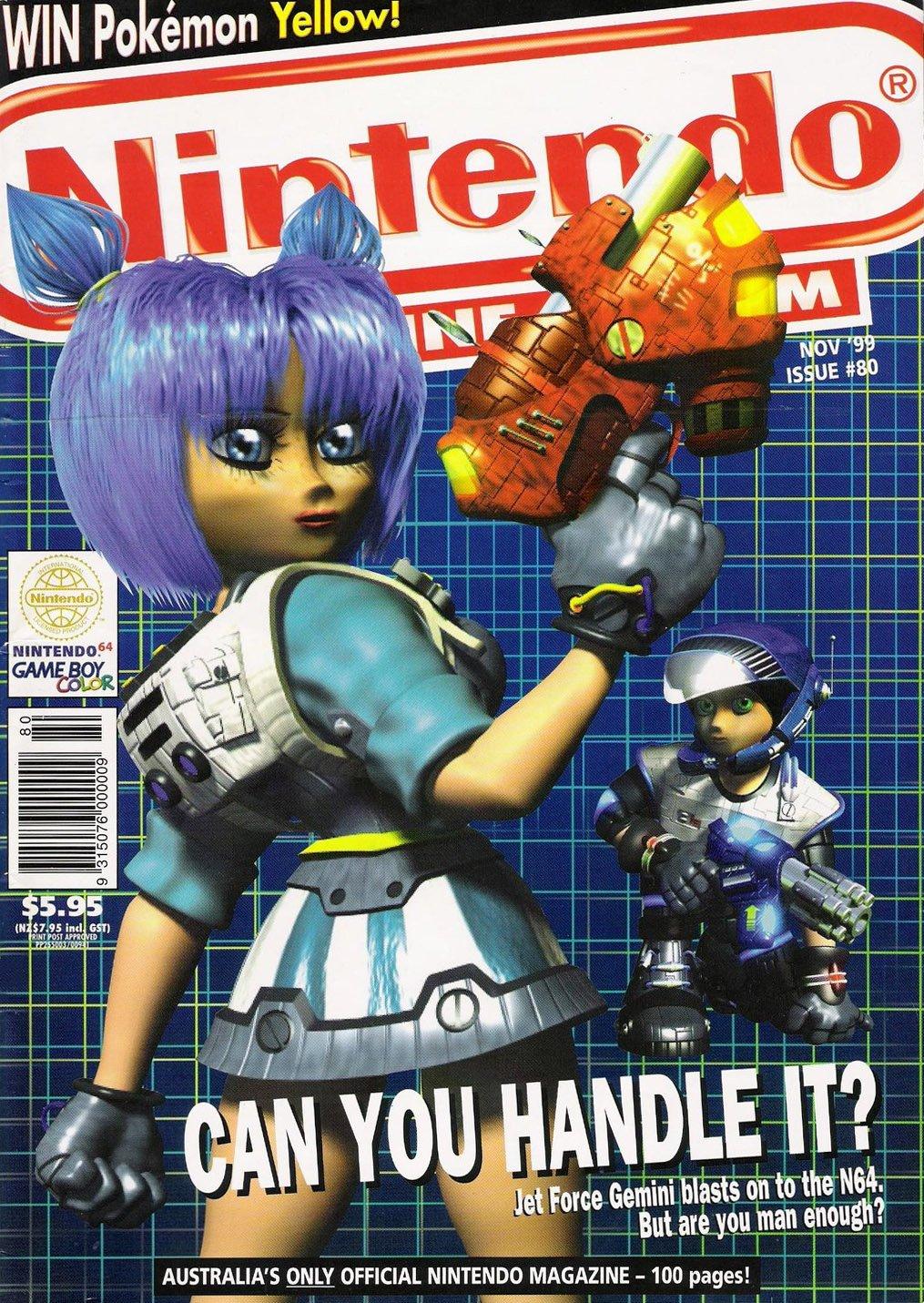 Nintendo Magazine System (AUS) 080 (November 1999)