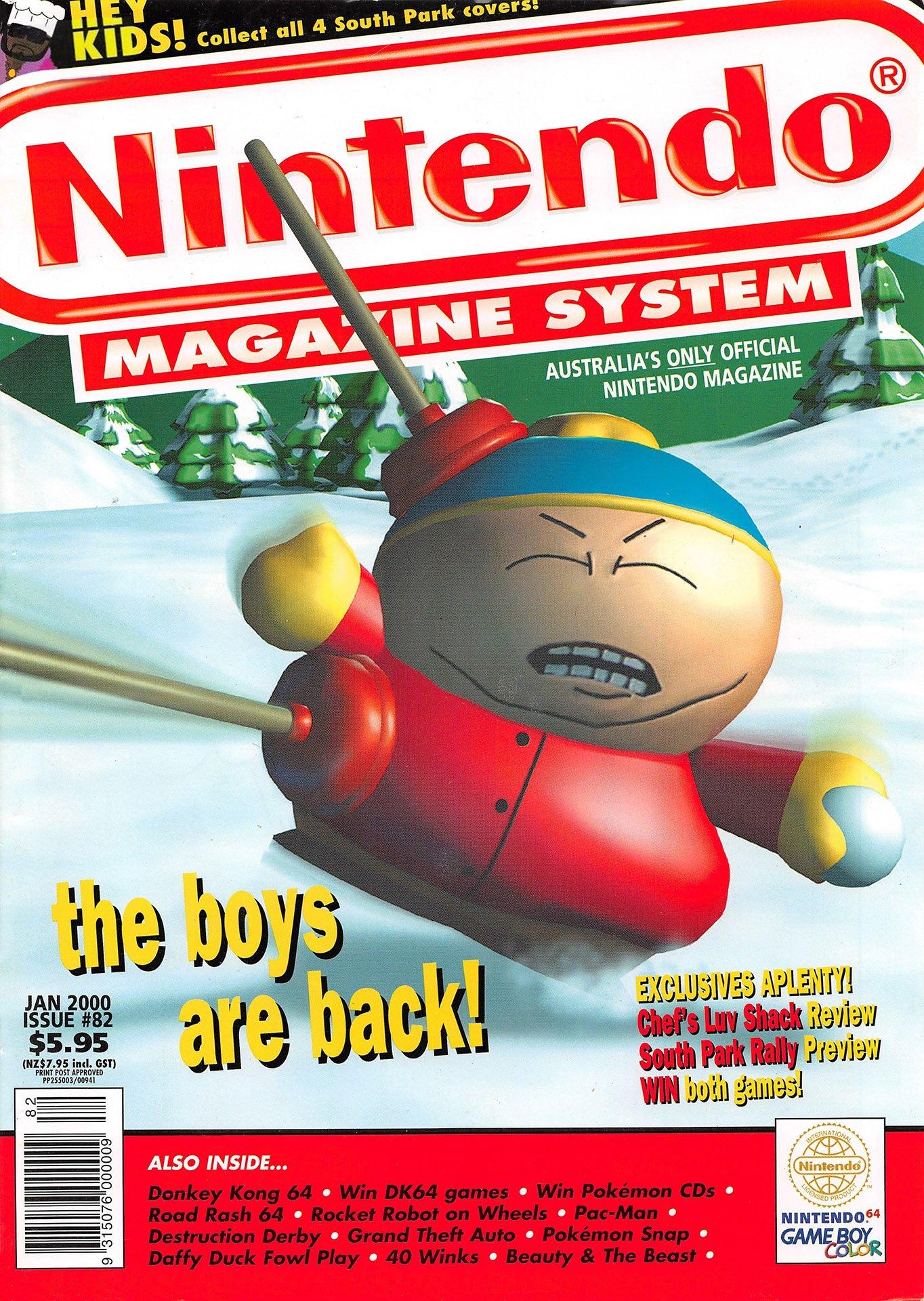 Nintendo Magazine System (AUS) 082b (January 2000)