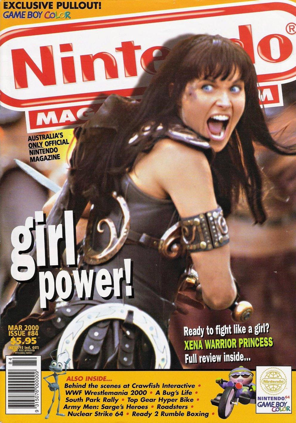 Nintendo Magazine System (AUS) 084 (March 2000)