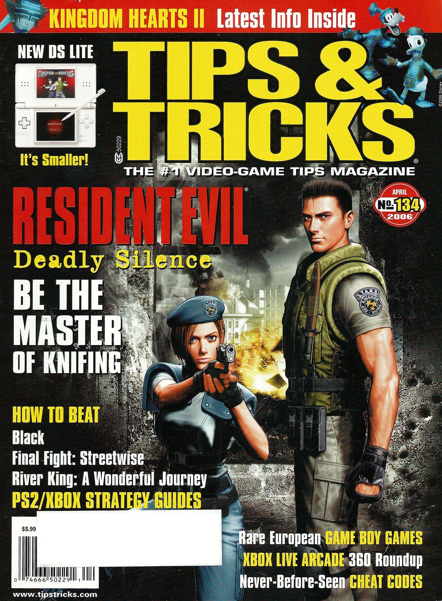 Tips & Tricks Issue 134 (April 2006)