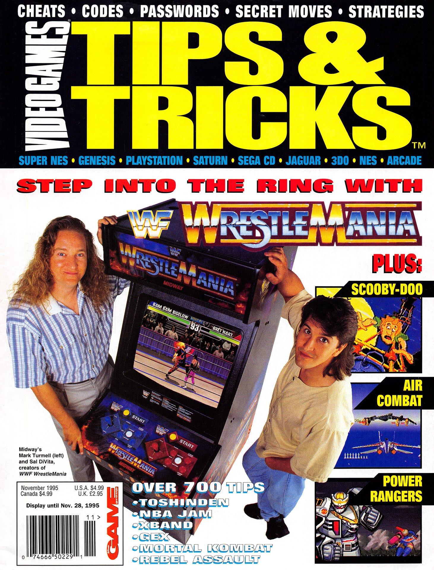 Tips & Tricks Issue 009 (November 1995)