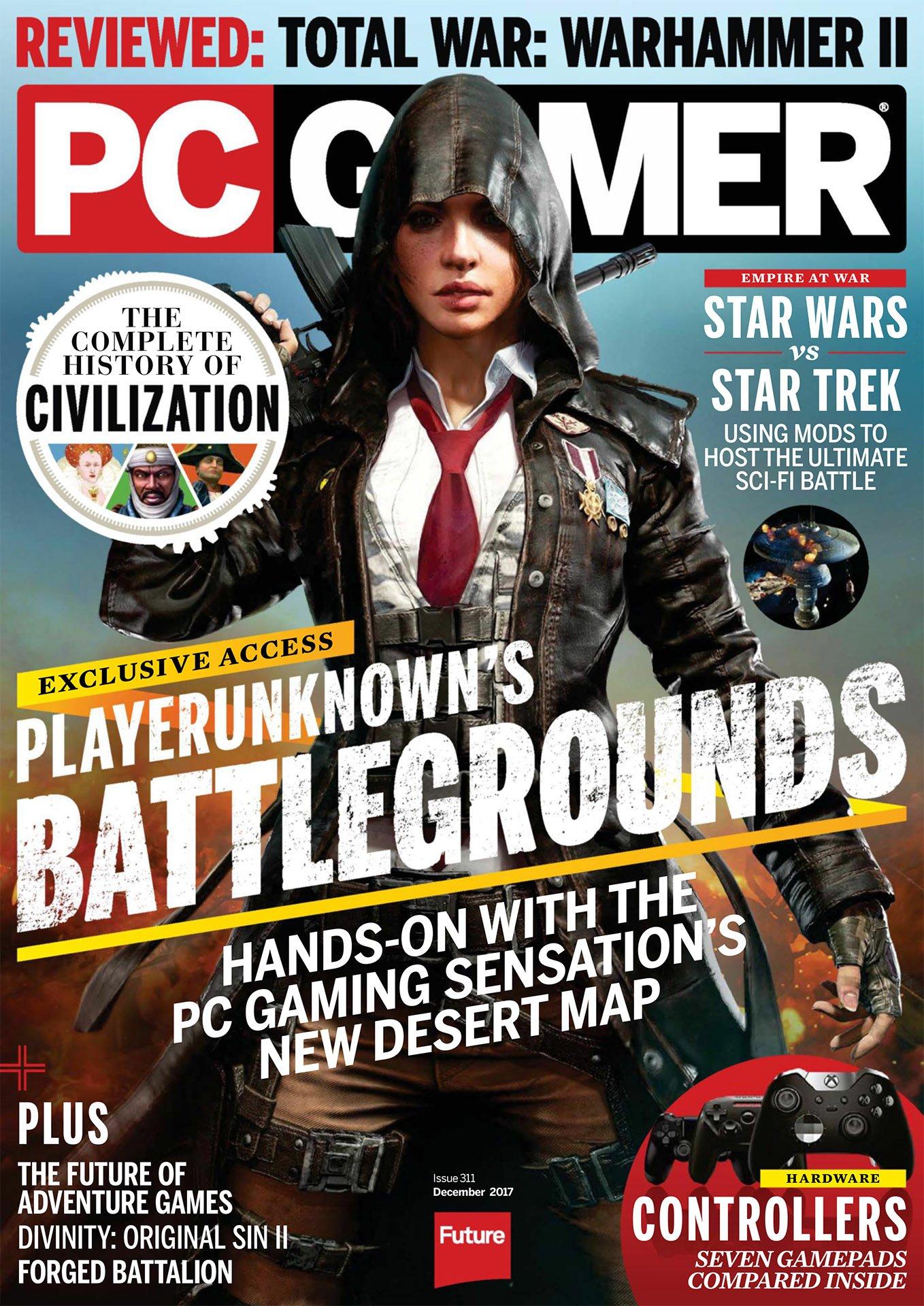 PC Gamer UK 311 (December 2017)