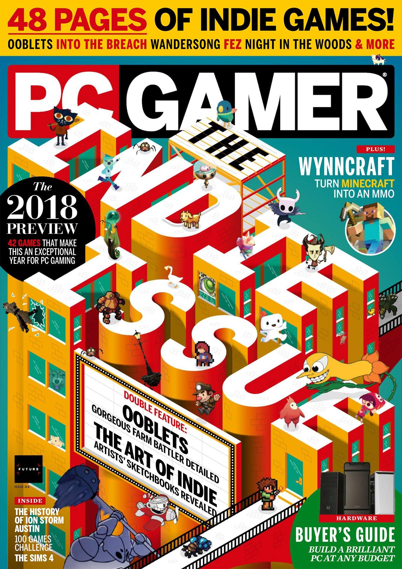 PC Gamer UK 314 (February 2018)