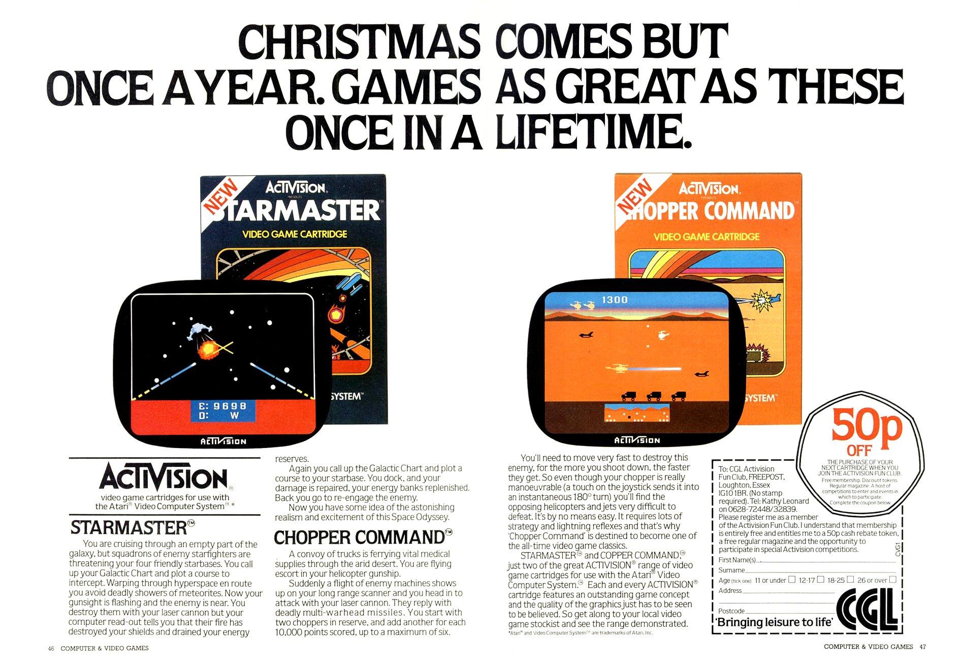Starmaster, Chopper Command