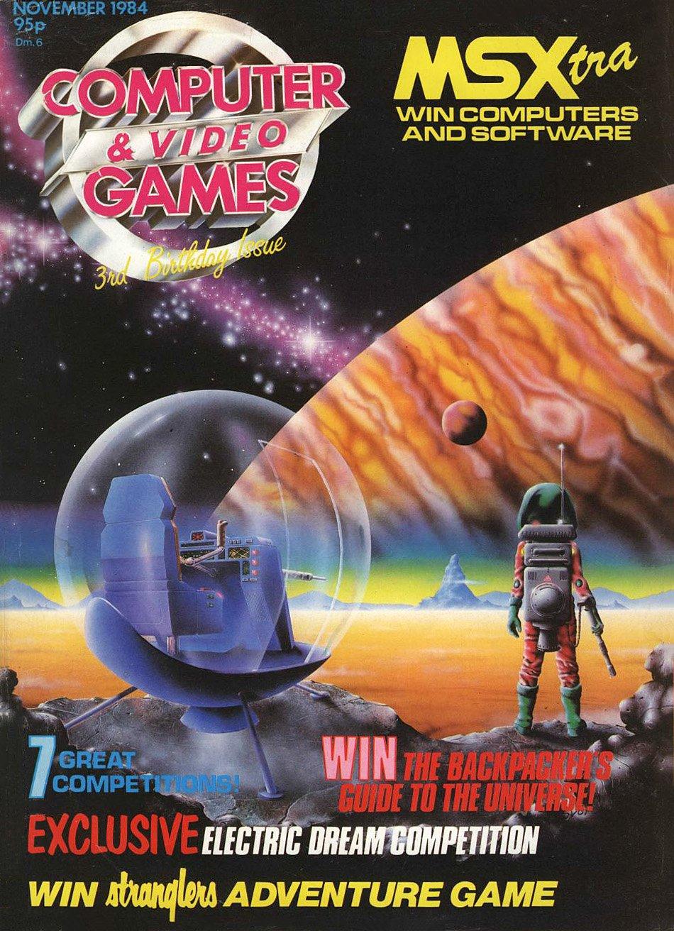 Computer & Video Games 037 (November 1984)
