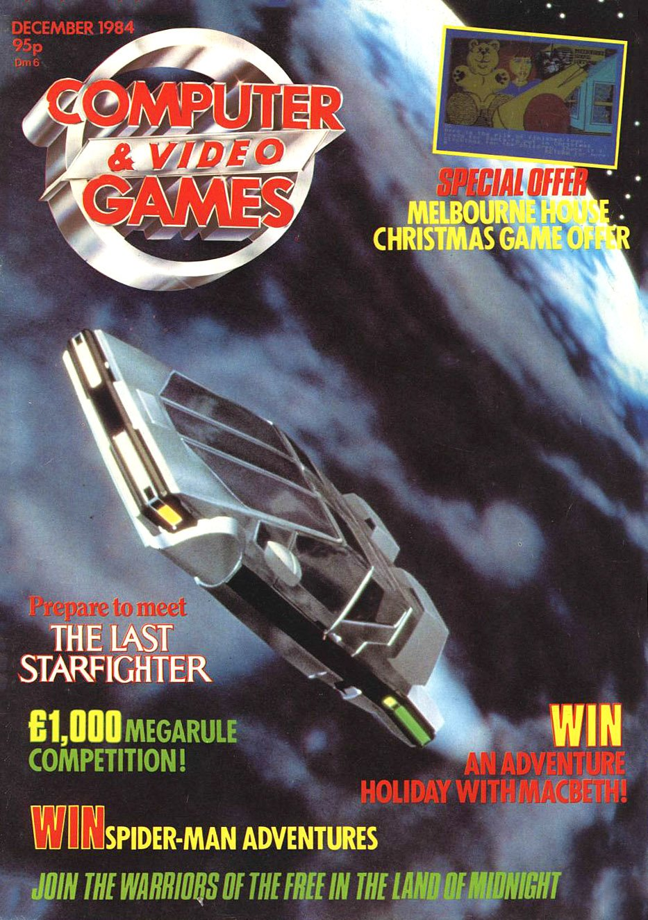 Computer & Video Games 038 (December 1984)
