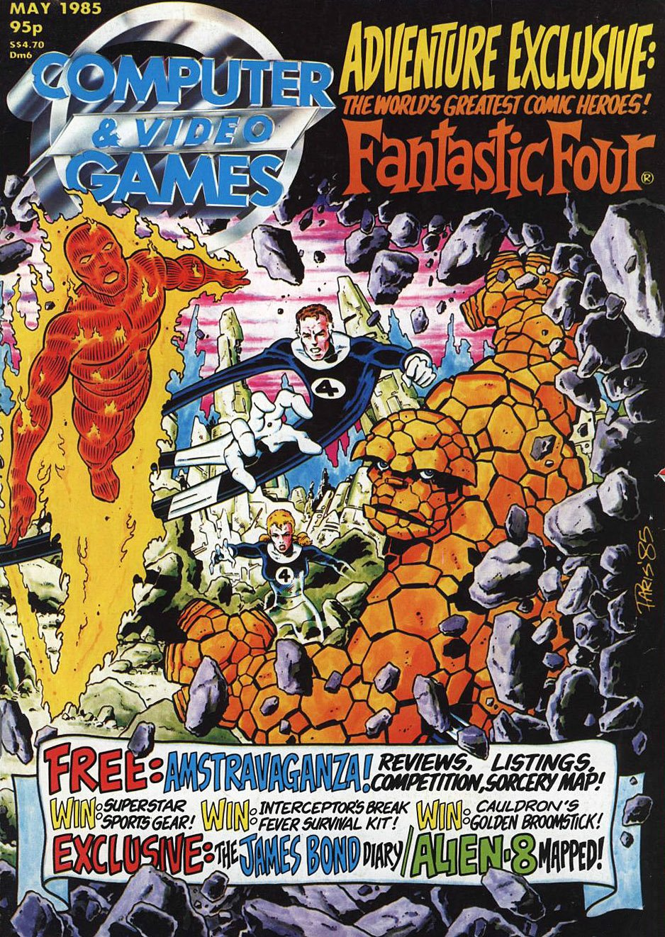 Computer & Video Games 043 (May 1985)