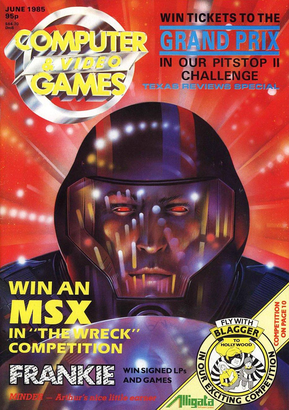 Computer & Video Games 044 (June 1985)