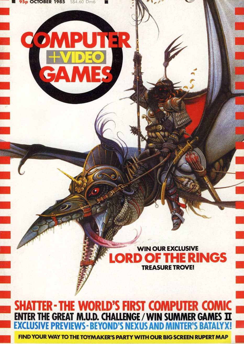 Computer & Video Games 048 (October 1985)