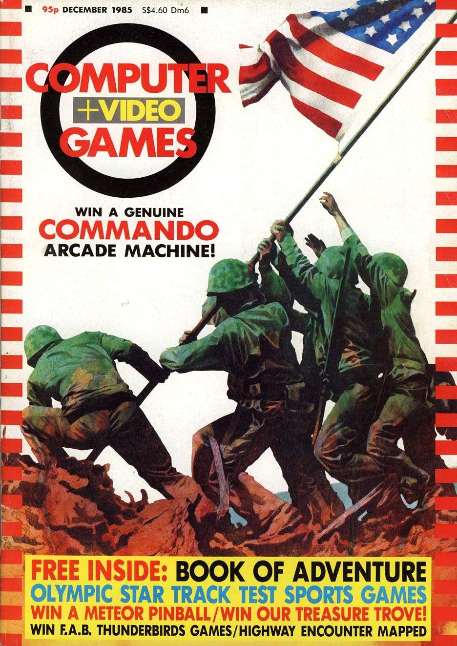 Computer & Video Games 050 (December 1985)