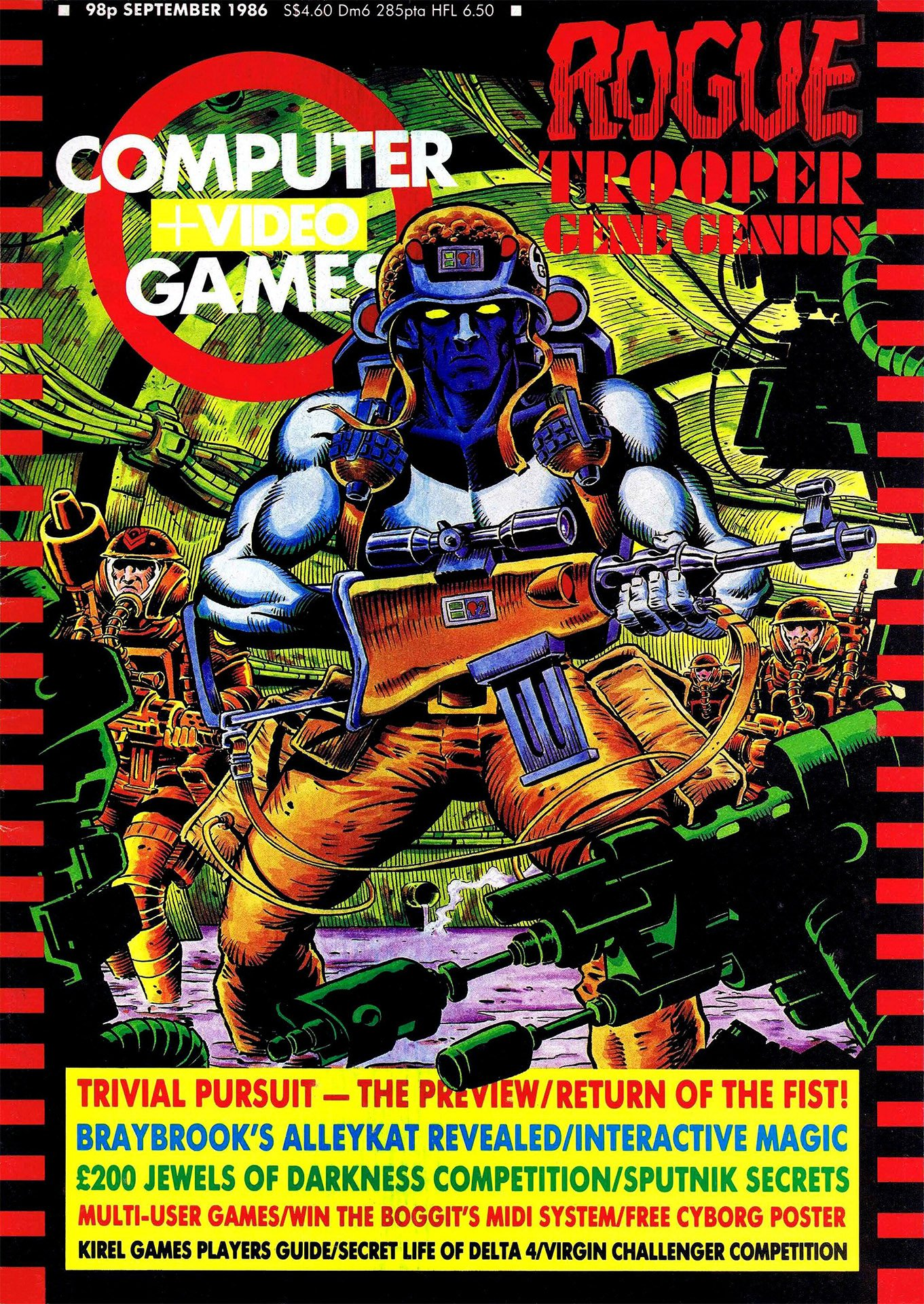 Computer & Video Games 059 (September 1986)