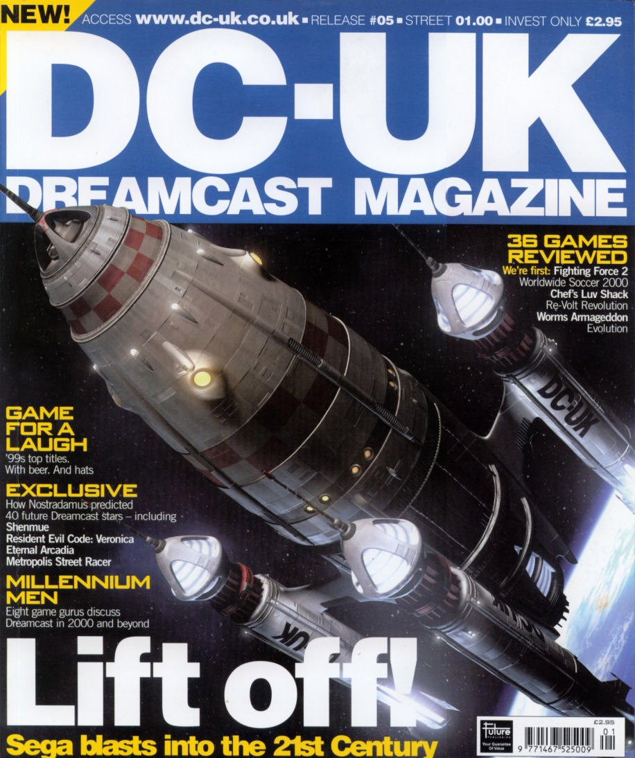 DC-UK Issue 05 (January 2000)