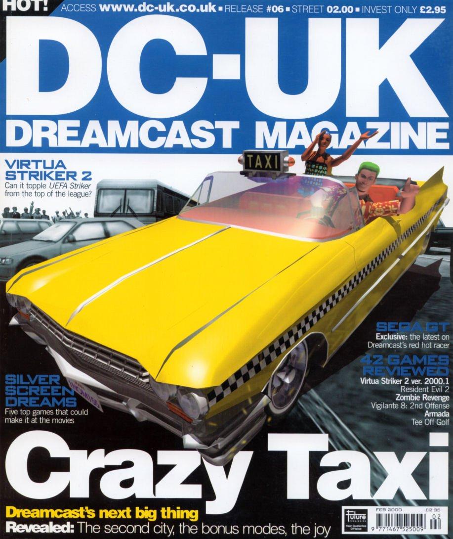 DC-UK Issue 06 (February 2000)