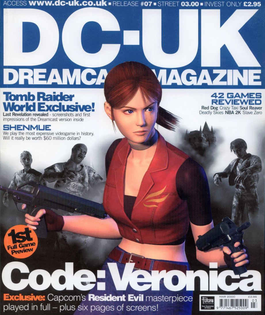 DC-UK Issue 07 (March 2000)