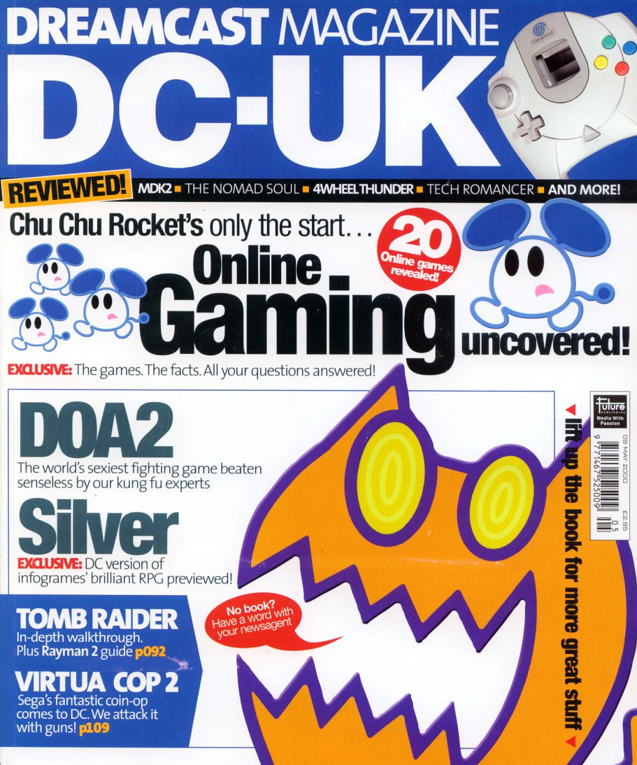 DC-UK Issue 09 (May 2000)