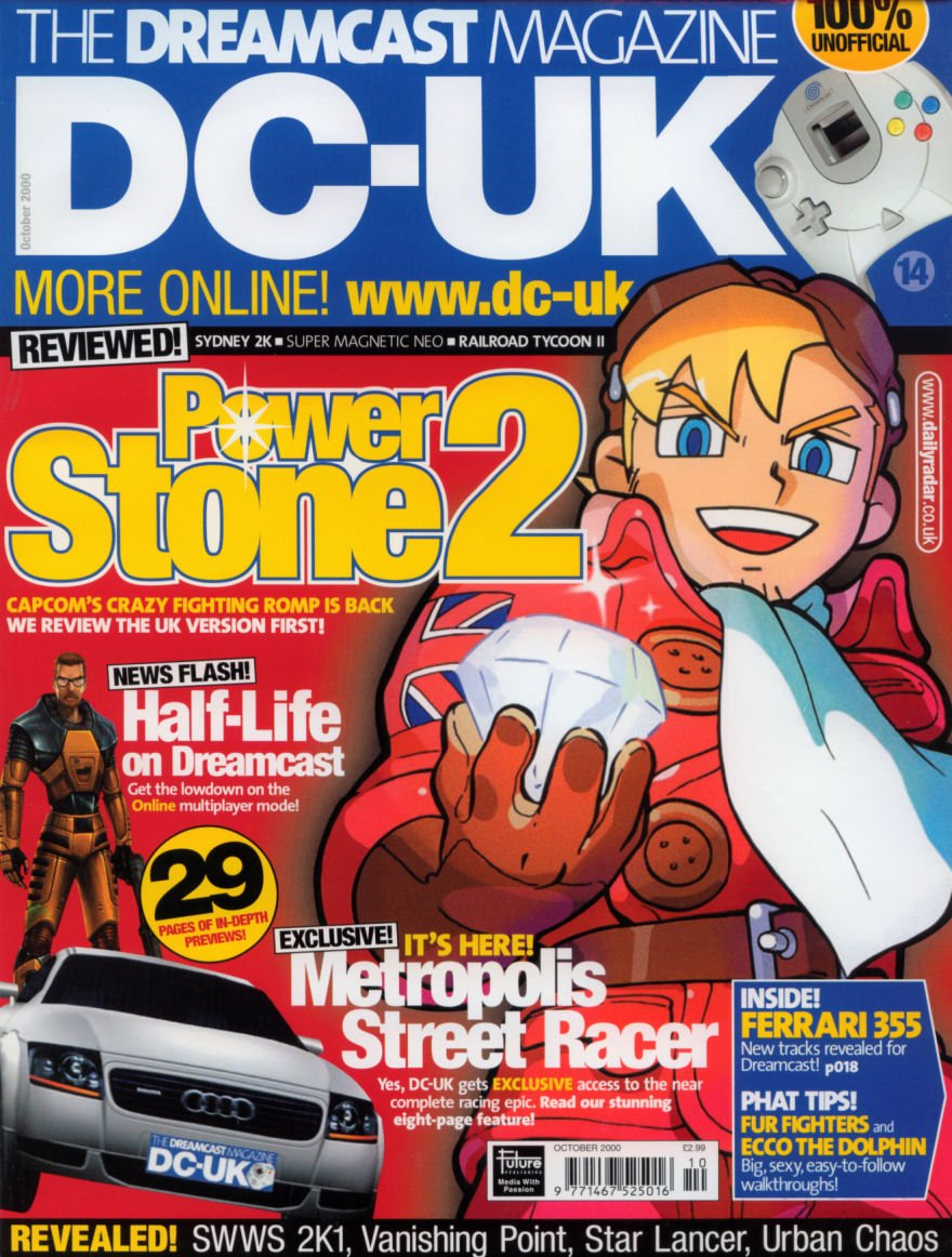 DC-UK Issue 14 (October 2000)