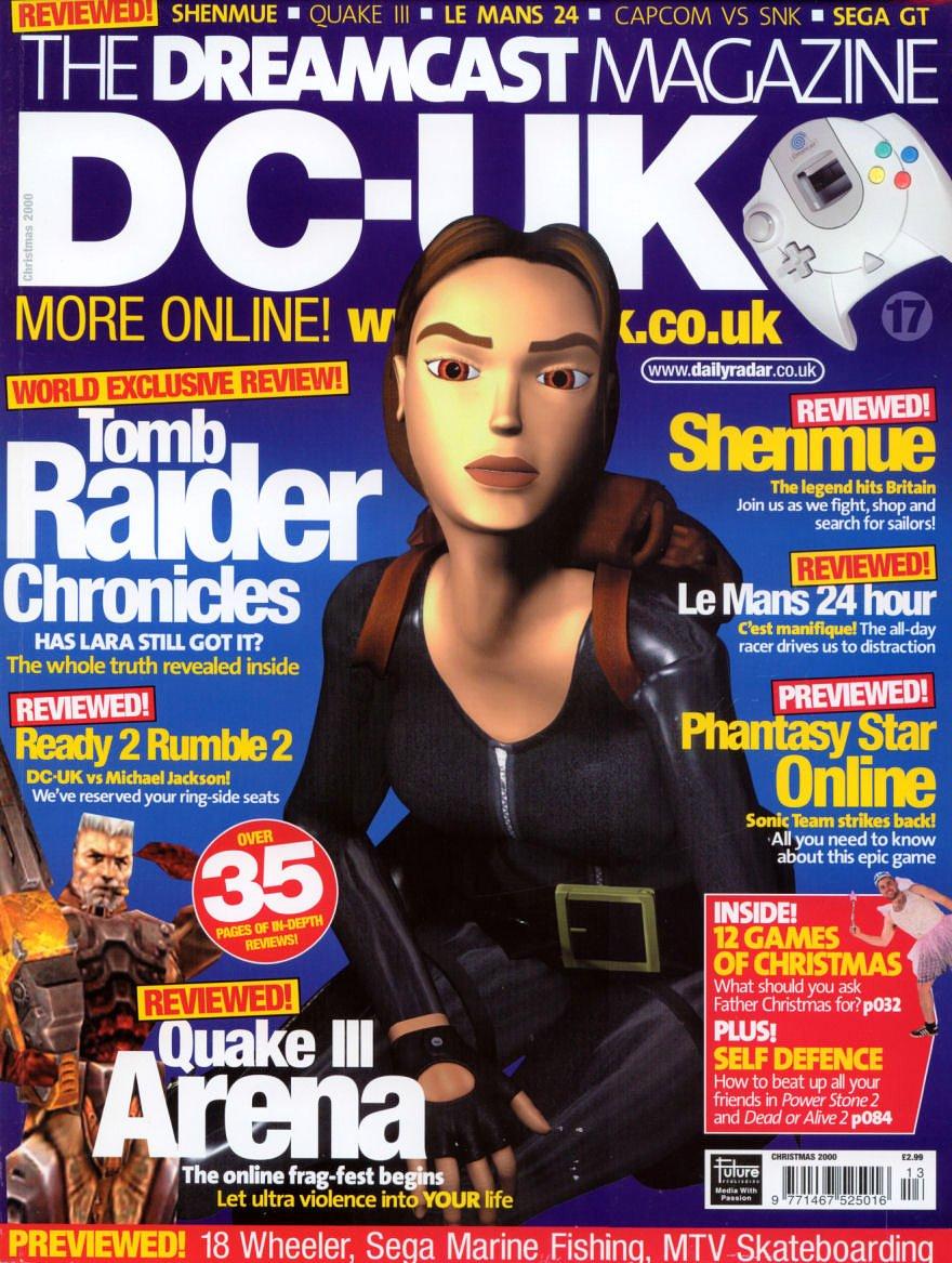 DC-UK Issue 17 (Christmas 2000)