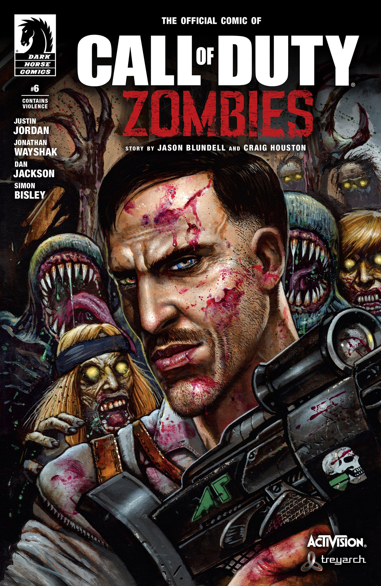Call of Duty - Zombies 006 (August 2017)
