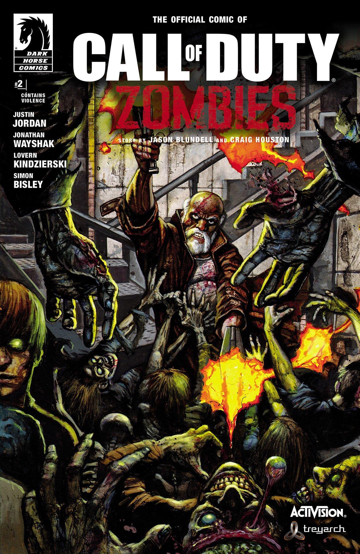 Call of Duty - Zombies 002 (January 2017)