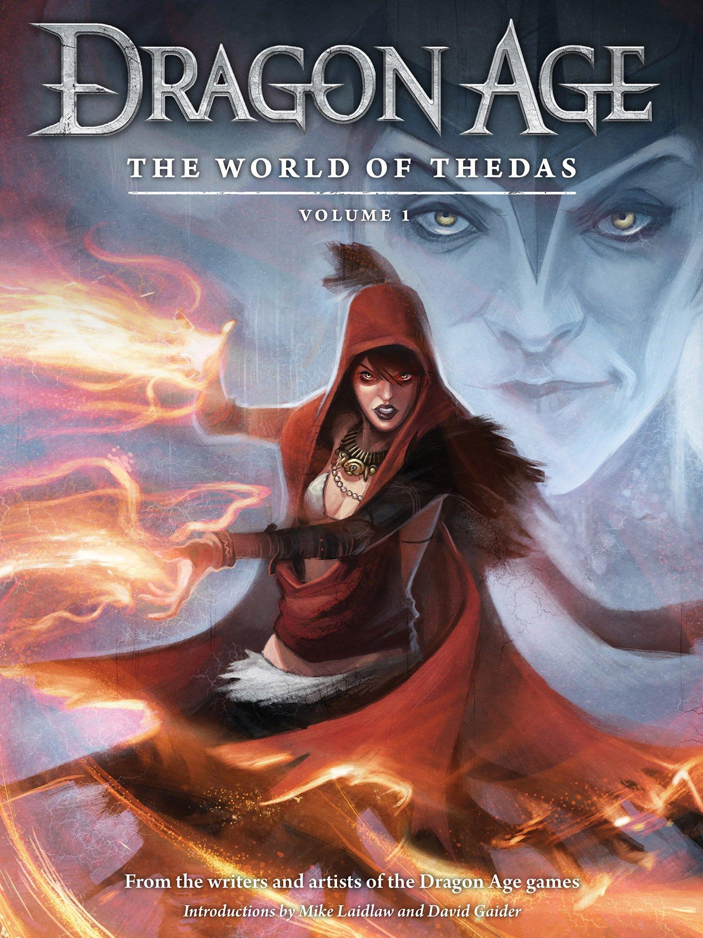 Dragon Age - The World of Thedas Volume 1